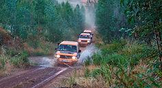 Algarve Jeep Safari, Passeios de jipe