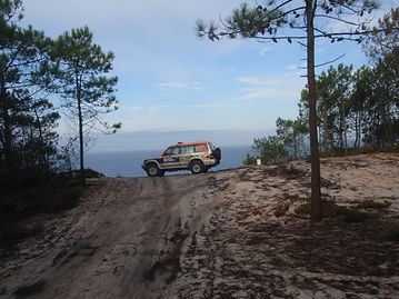 Turismo Algarve Jeep