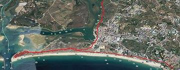 Walking Cycling Algarve Portimão
