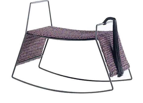 Rocking Chair IOTA | Ponytail