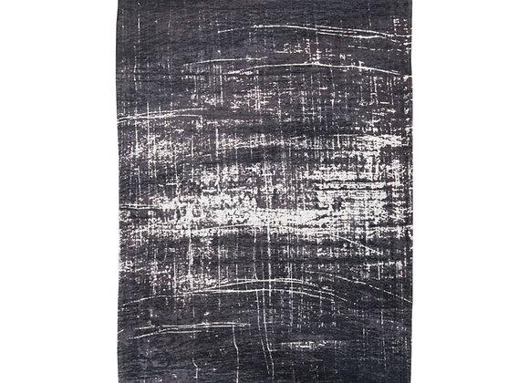 Tapis Louis De Poortere | White On Black