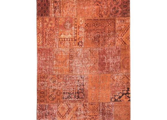 Tapis Louis De Poortere | Rusty Orange