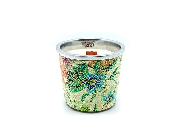 Bougie parfumée Sens Collection | Flower Green S