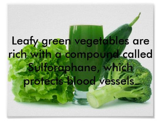 Kick start your day with green juices.