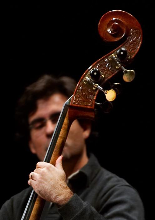José Canha Double Bass