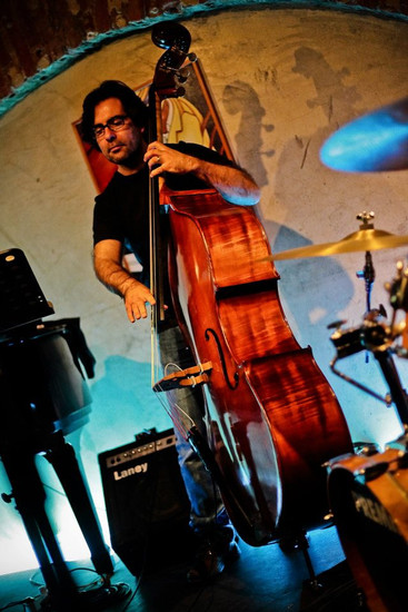 José Canha Double Bass Velvet Barreiro