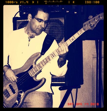 José Canha Fender Jazz Bass EBS