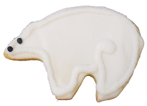 White Bear Cookie