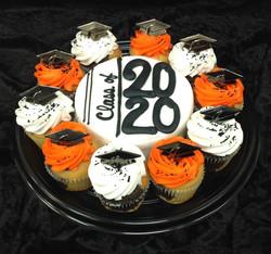 """G-876 7"""" Single w/ 10 Cupcakes"""