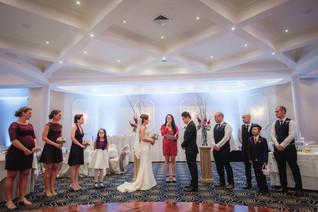 Angela & Cuong Civil Ceremony