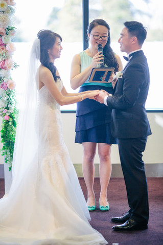 Jenny & Kai Civil Ceremony