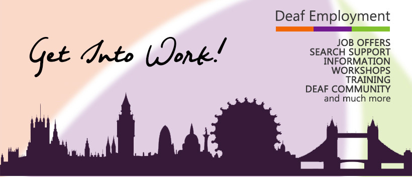 Deaf Employment Group Facebook by Deaf Umbrella