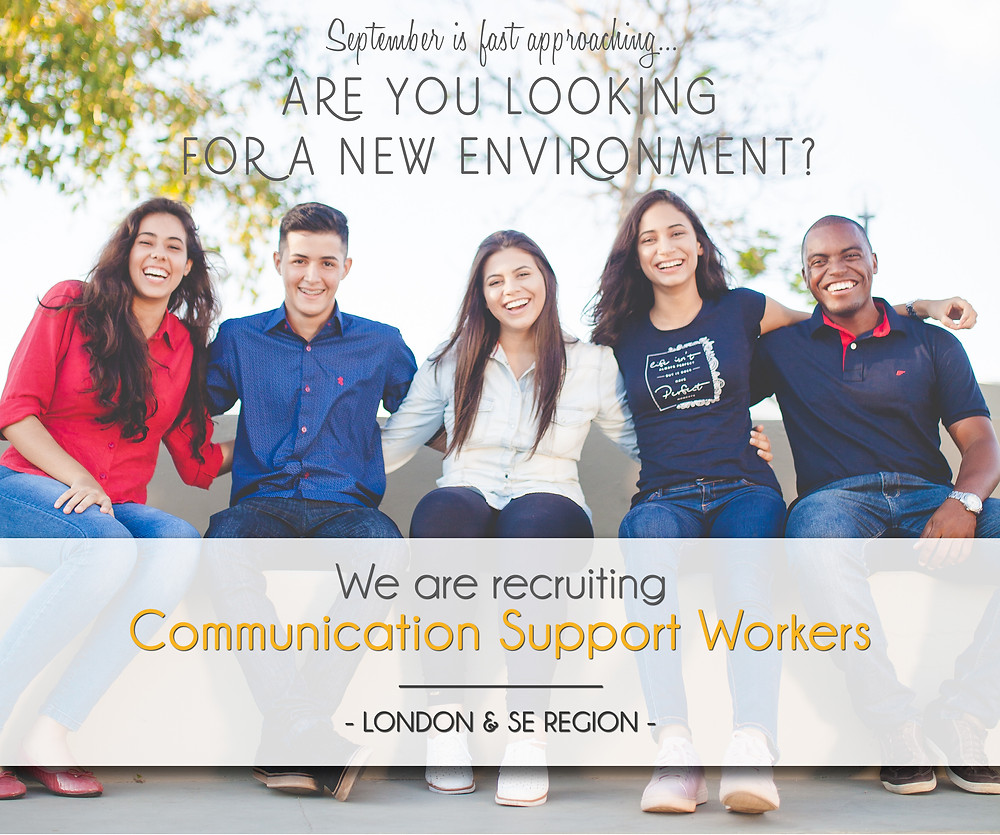 Work with us - Deaf Umbrella