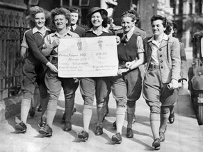 Remembrance Day; The Women in War