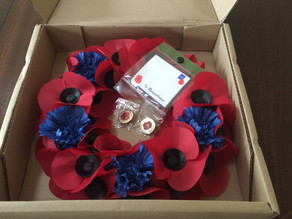 Poppies for the Somme