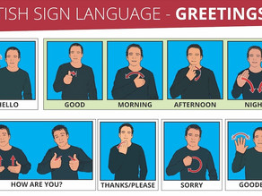 Spark your Imagination!  Surprise yourself!  Learn Sign Language!