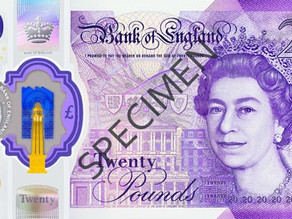 New £20 notes - What you need to know (BSL info)