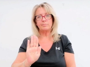 Crystal clear: Makaton is not sign language!