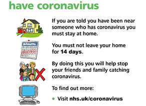 "Coronavirus ""Test and Trace"" service - Accessible version"