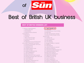 Best of British UK Business