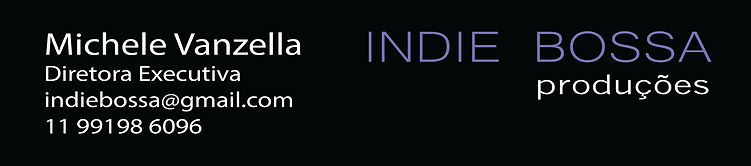 Logo Indie Bossa Procucoes - assinatura.