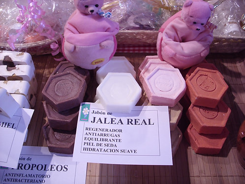 JABON DE JALEA REAL