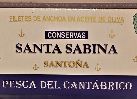 ANCHOAS DEL CANTÁBRICO SANTA SABINA 49GR