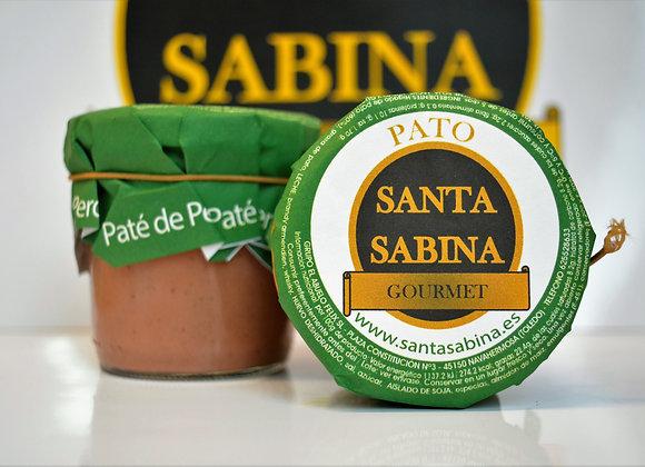 PATÉ DE PATO TRADICIONAL SANTA SABINA