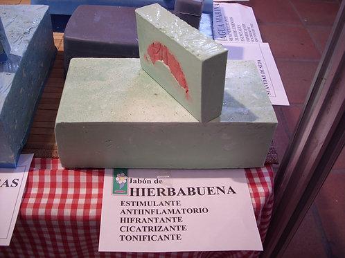 JABON DE MIEL Y HIERBABUENA