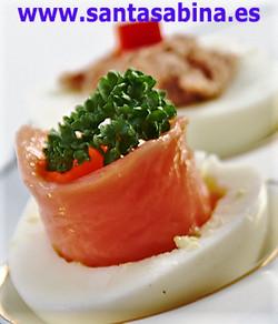 El salmón Santa Sabina