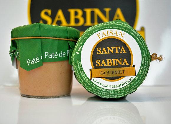 PATÉ DE FAISÁN SANTA SABINA