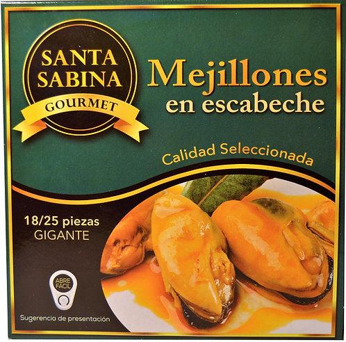 MEJILLON GIGANTE Santa Sabina 550 Gr.