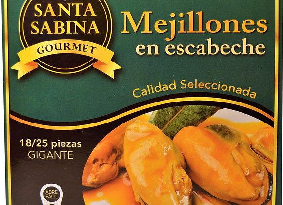 MEJILLON GIGANTE Santa Sabina 550Gr