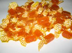 Caramelos de miel abuelo felix