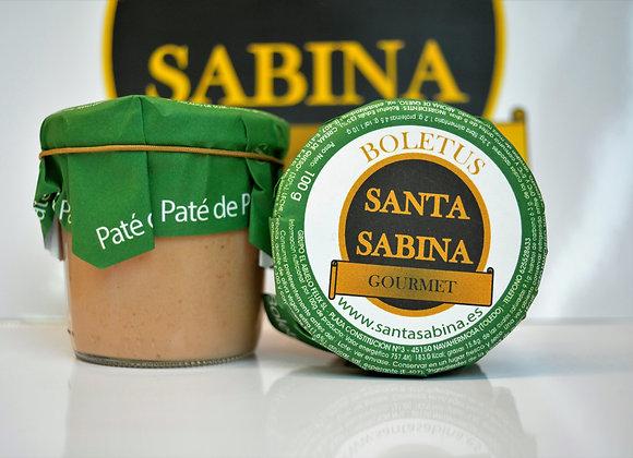 PATÉ DE BOLETUS SANTA SABINA
