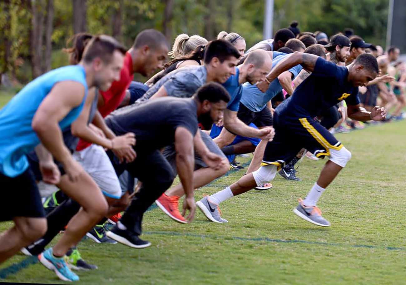 Athlete's Bootcamp   Single Session