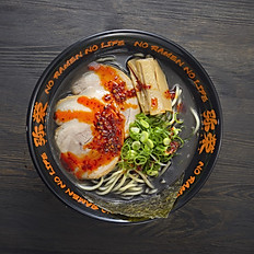 Spicy Black Garlic Ramen