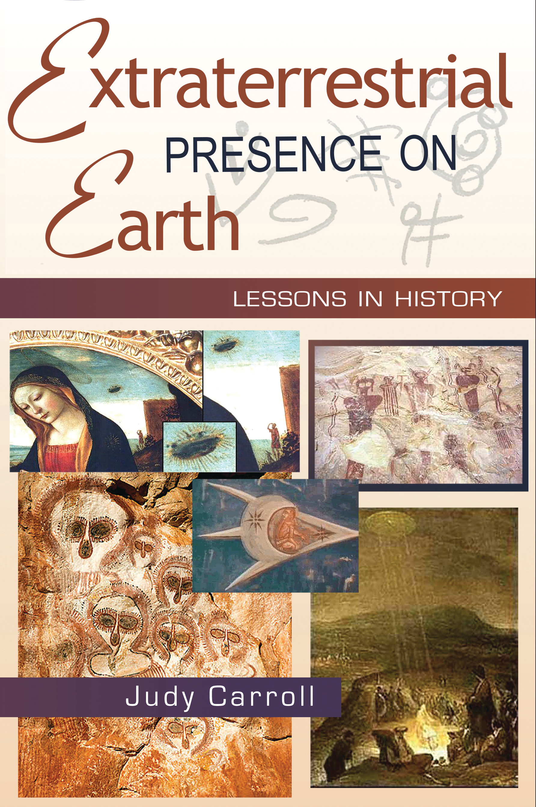 ExtrTerresrrial Presence on Earth