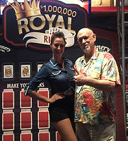 royal flush promotion casino