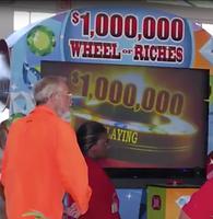 $1,000,000 wheel spin
