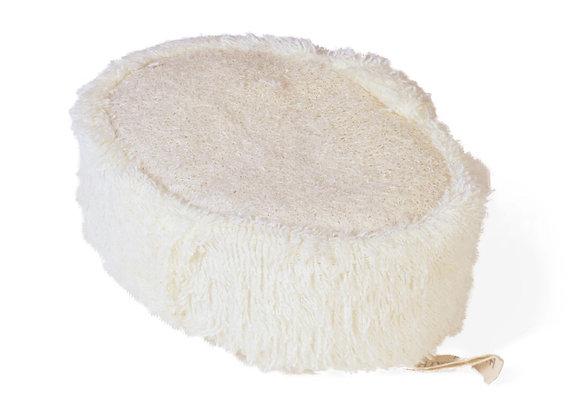 Natural Loofah Bath Scrubber
