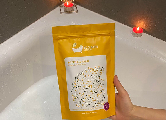 Muscle & Joint Epsom Salt Bath Soak