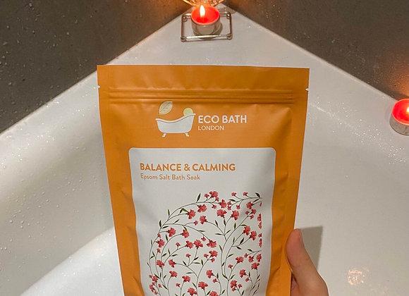 Balance & Calming Epsom Salt Bath Soak