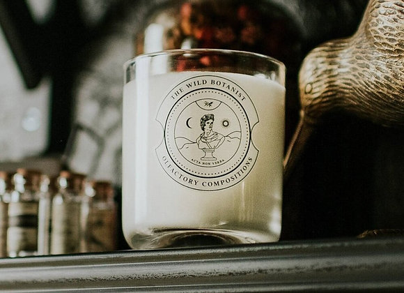 Deep Honey and Sandalwood Candle [NEW]