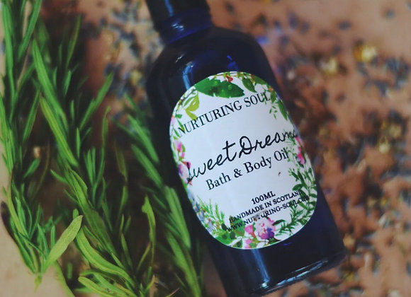 Sweet Dreams Bath & Body Oil