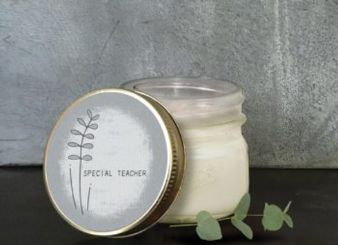 Special Teacher Hedgerow Soy Candle