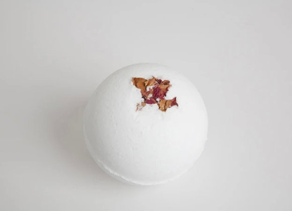 Round Bath Fizzer- Rose