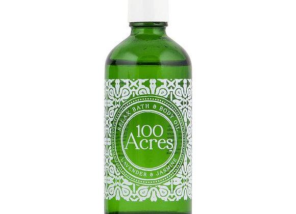100 ACRES APOTHECARY Bath and Body Oil