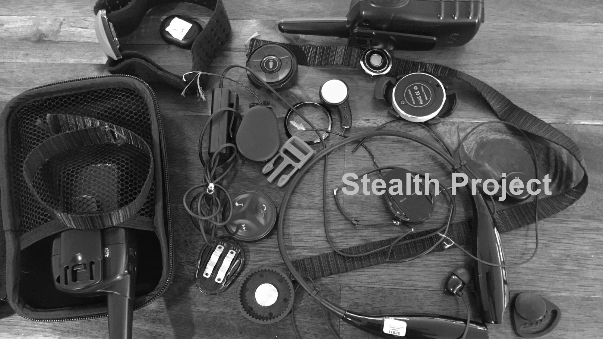 stealthproject B&W 16x9