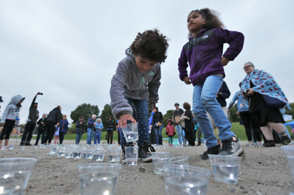 Milwaukee Water Commons-We Are Water at